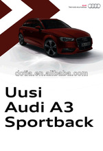 Audi A3 car high class top quality advertising el poster