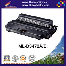 (CS-SD3470) BK compatible toner printer cartridge for samsung ml d3470a d3470b 3470 3470d 3471 3471nd (4k pages)