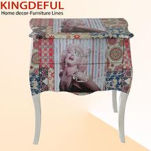Marilyn Monroe Design Antique Wood Living Room Furniture