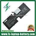 Original ordinateur portable batterie de secours pour hp 697231-171 hstnn- ibpw, pw04xl, tpn-c105 batterie ordinateur portable