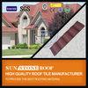 Approving Asphalt Roof Tile Shingles / Stone Chip Roof Shingle Metal