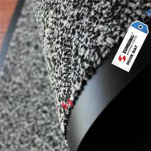 Brand microfiber non slip door mat
