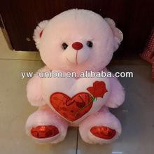 Delicate Lovely Plush toy stuffed Teddy Bear ODM shape /Fashion Popular teddy bears