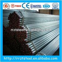 china supplier galvanized tubos!!!tubo conduit galvanizado