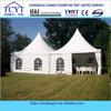 2040 pvc pagoda party pvc tent