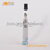 2014 new product ideas electric cigarette glass globe vaporizer wax vaporizer pen
