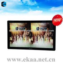 72inch wide screen led intel processor i3 desktop computer all in one pc tv