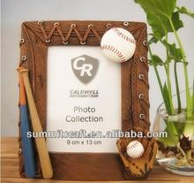 "5""European baseball photo pictures frame sports memorabilia"