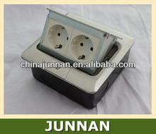 RJ11/Telephone, RJ45/Data, RCA, HDMI, VGA, USB, XLR etc./ Electrical Floor Boxes