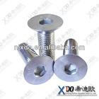 1.4529 N08926 AL6XN fastener stainless steel truss head hex socket screws