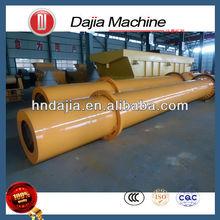 Arena, carbón, minerales, grano utiliza rotary secador de la máquina, planta de secado