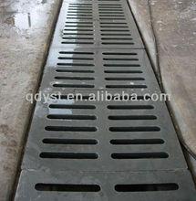 cast iron trench drain&round tree grates