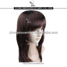 fashion style wholesale price synthetic korean japanese wigs