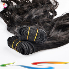 The manufacture 5A human retail indian remy virgin hair