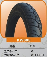 MOTORCYCLE TYRE size:70/90-17