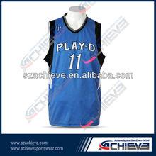 special offer basketball jersey uniform design/leto sport wear