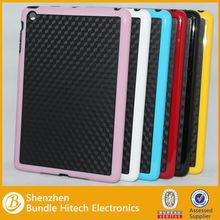 High Quality For Ipad Mini Gel Hybrid Case