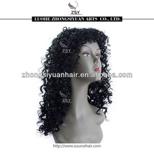 wholesale factory price good quality cosplay synthetic wig