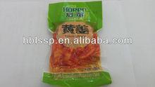 top seller spicy sliced pickled ginger