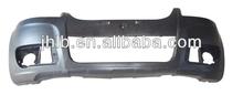 Chinese Mini Van and Mini Truck auto spare parts Wingle 5 Front Bumper Black for Greatwall Wingle 5