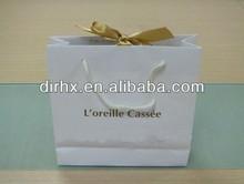 Luxury Art Paper Shopping Bag