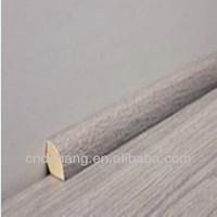 Quarter Round Sizes-----Accessory Wall Matching Laminate Flooring