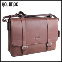 Guangzhou fashion shoulder bag man leather travel messenger bag cowboy bag