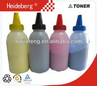 Refill photocopier color toner powder for Konica Minolta bizhub C5500(TN411)