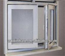 PE clear heat shrink plastic film for aluminum alloy window