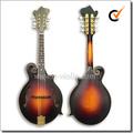 Todos hechos a mano sólida f estilo del oem mandolina( am503f)