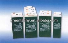 Hot sale !!! 2v 1000ah solar battery/ 2v 1000ah agm deep cycle battery/ 2v 1000ah lead acid battery