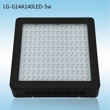 ETL,CE&Rohs approved 5w led grow light full spectrum 700w (140*5w) best for project stock in USA/UK/AU led light manufacturer