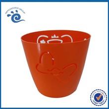 Cartoon Plastic Cute Trash Basket