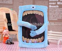 Animal Shape 3D Cute Plush Case for IPad 2 3 4 5 Air