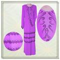 el nakış ve taş uzun islamic elbiseler