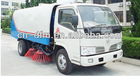 Dongfeng vacuum road sweeper,road sweeper truck,road sweeper