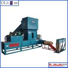 CE certificate factory direct sale horizontal baler compactor for fertilizer bagging