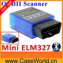 Super Mini car ELM327 Bluetooth OBD2 Diagnostic Scanner Tool