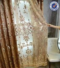 latest curtain fashion lace design living room curtains