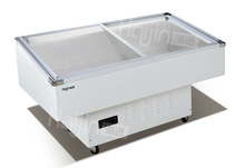 Fresh Seafood freezer for commercial use
