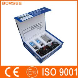 Hot sale super slim 6000k Dual Beam Hid Xenon Kit H4