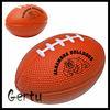 2015 promotional foam American football antistress ball