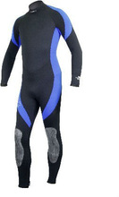 3mm Glide Skin Stretch WET SUIT Men Diving Surfing Water-Ski Jumpsuit
