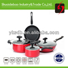 Non stick alminum eco-friendly cookware