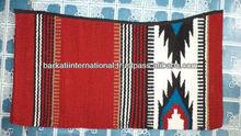 western contour saddle blanket
