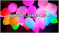 Led intermitente bouncing ball con multi- color de la luz