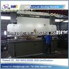 CNC hydraulic press brake machine tools with 40Tx2500mm small machine