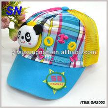 latest fashion animal children felt hat with high quality