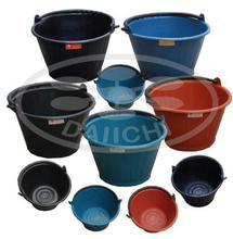 4 kg Plastic Bucket Blue