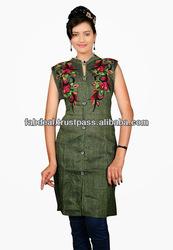 Indian Tunics Islamic Kurti Kurta Kurthi Women Tops   Ladies Short Kurti   Ladies Fancy Kurtis
